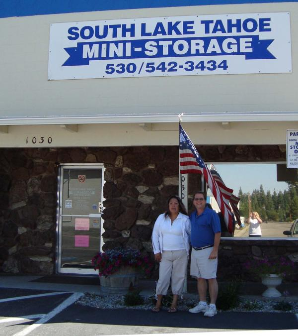 SOUTH LAKE TAHOE MINI STORAGE - STORES IT ALL
