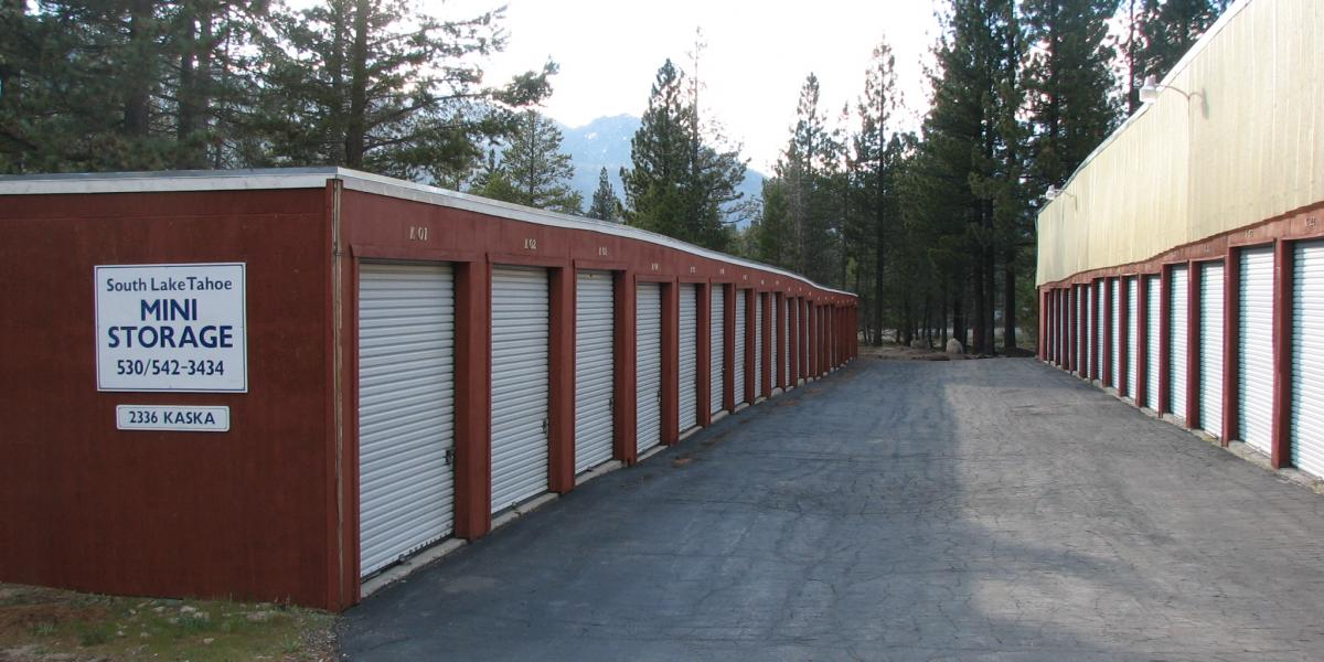 South Lake Tahoe Mini Storage