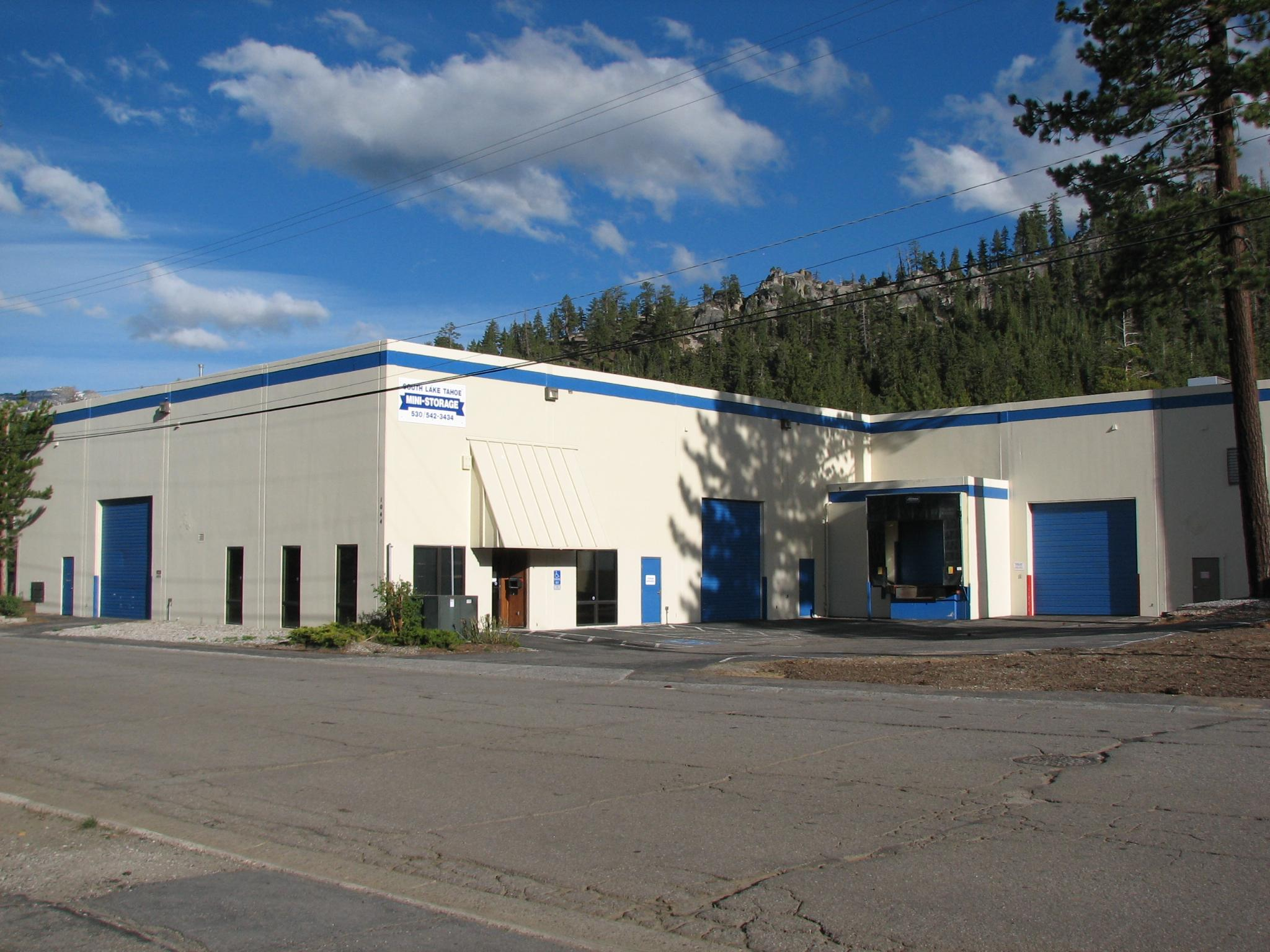 1044 Industrial Avenue Mini-Storage